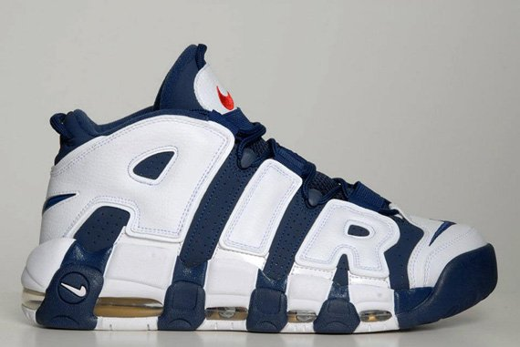 Nike Air More Uptempo 'USA' - New Image