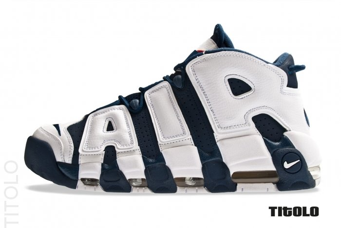 Nike Air More Uptempo 'USA' - New Images