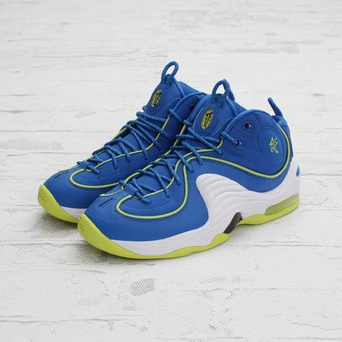 Nike Air Penny 2 LE 'Soar/Cyber-White'