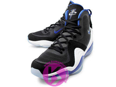 Nike Air Penny 5 'Orlando' - Detailed Look