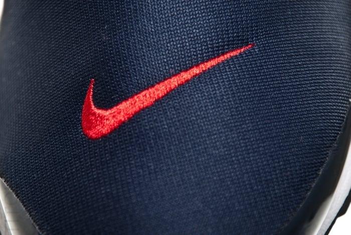 Nike Air Presto 'Obsidian/Action Red-White'