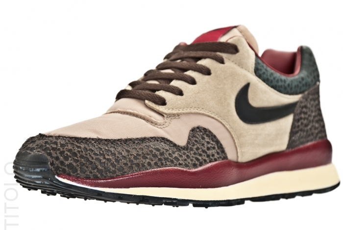 Nike Air Safari VNTG 'Bamboo/Black-Baroque Brown-Team Red'