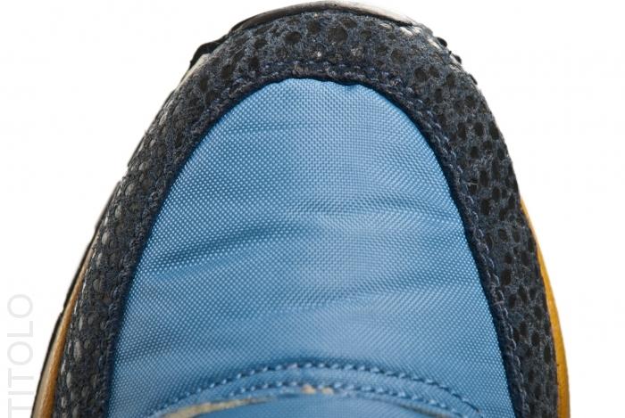Nike Air Safari VNTG 'Work Blue/Black-Thunder Blue-Dark Gold'
