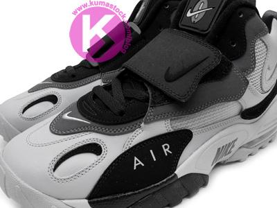 Nike Air Speed Turf Max 'Grey/Black'