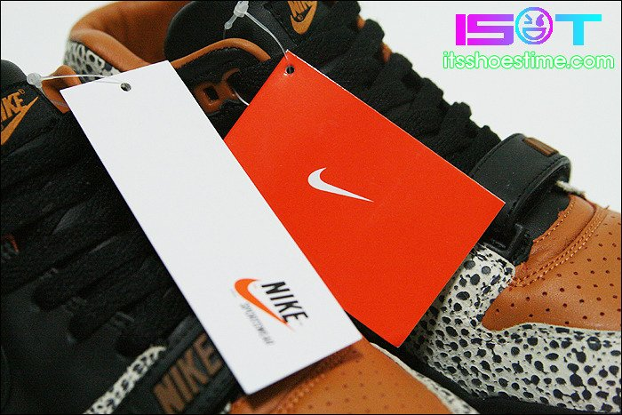 Nike Air Trainer 1 Mid PRM NRG 'Safari' - Detailed Images