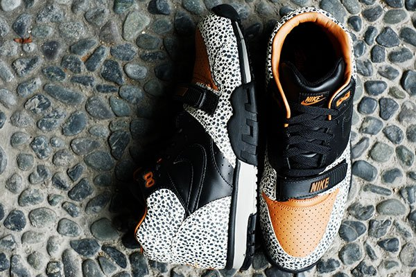 Nike Air Trainer 1 Mid Premium NRG 'Safari' - New Images