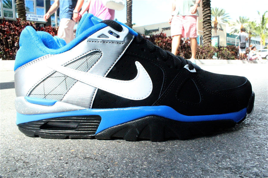 Nike Air Trainer Classic 'Black/White