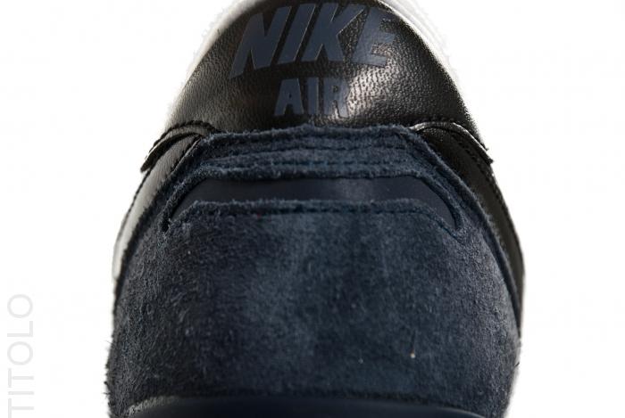 Nike Air Vortex 'Obsidian/Black-University Red-White'