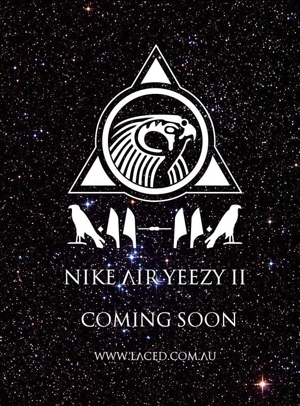 Nike Air Yeezy 2 Release Info