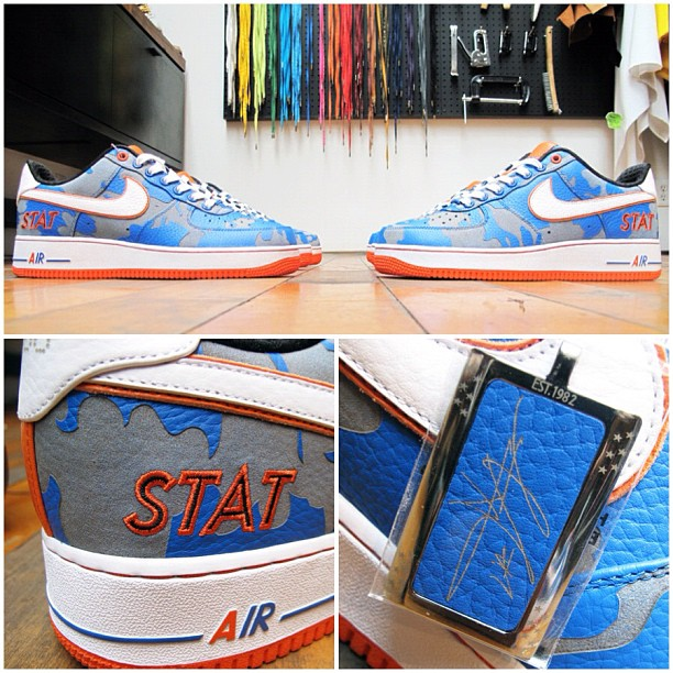Nike Bespoke Air Force 1 Low 'Always On Live'