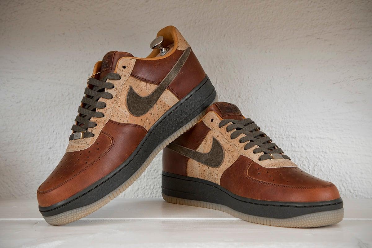 Nike Bespoke Air Force 1 by Erik of Sneakersnstuff