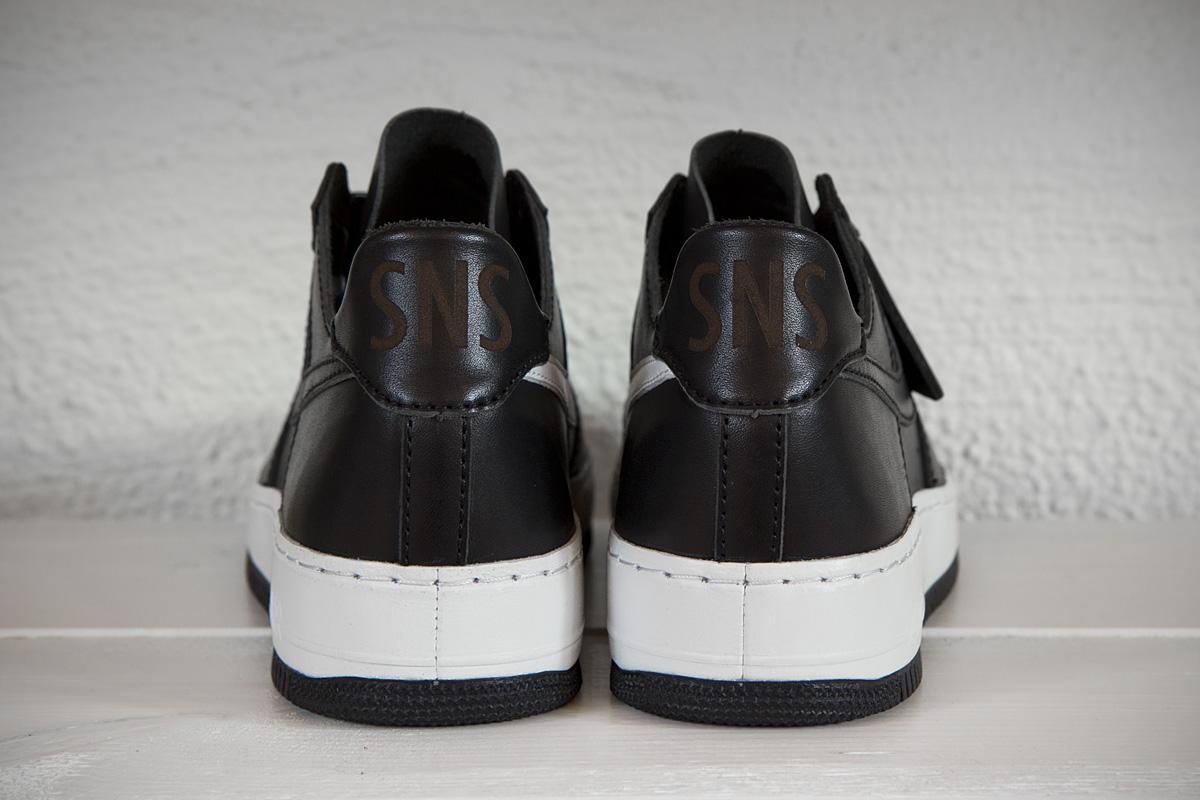 Nike Bespoke Air Force 1 by Peter of Sneakersnstuff