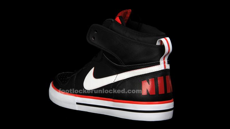 Nike Big Nike AC 'Black/Red-White'