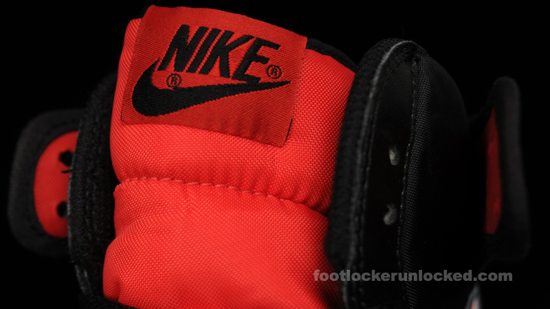 Nike Big Nike AC 'Black/Red-White'