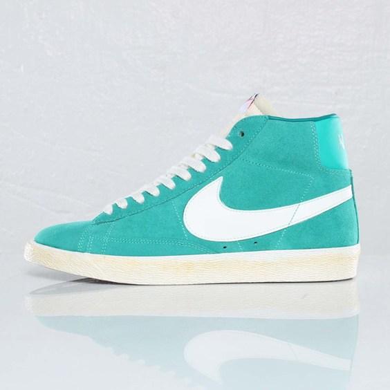 Nike Blazer High Suede VNTG 'Lush Teal'