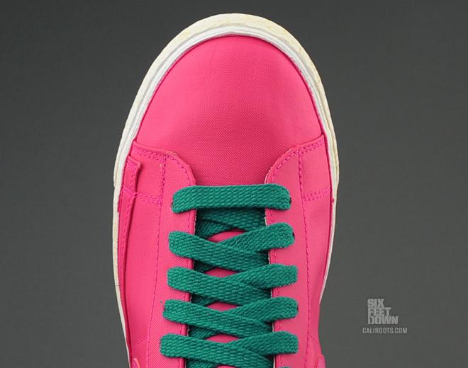 Nike Blazer High VNTG 'Voltage Cherry/Voltage Cherry-Lush Teal-Black'