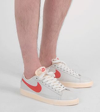 cheap for discount bfe82 fe166 Nike Blazer Low Vintage 'Sail White/Red' size? Exclusive ...