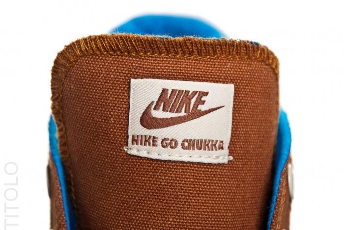 Nike Chukka Go Canvas Hazelnut