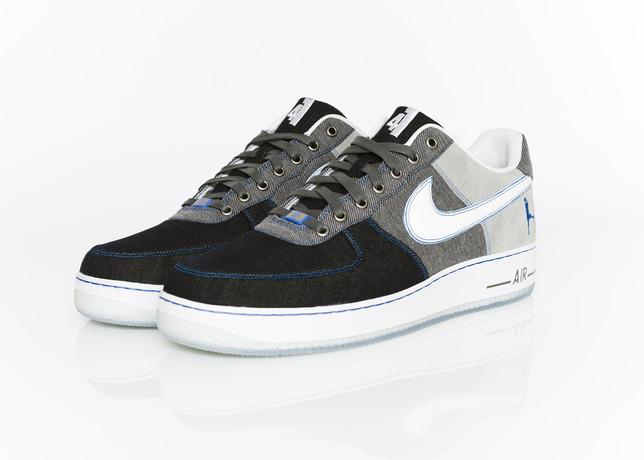 Nike Designs Bespoke Air Force 1 for Dirk Nowitzki