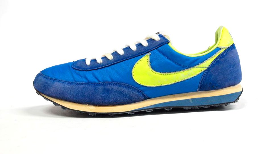 Nike Elite Vintage 'Blue/Yellow' - Another Look
