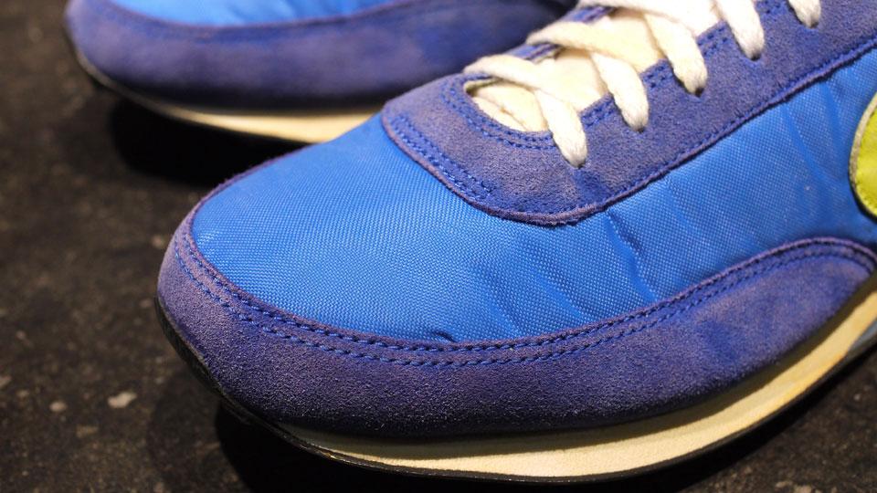 Nike Elite Vintage 'Blue/Yellow'