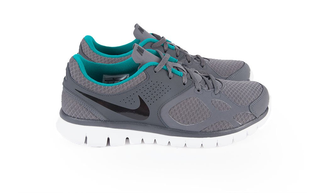 Nike Flex 2012 Run 'Dark Grey' SneakerFiles