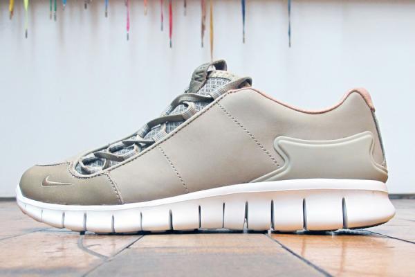 Nike Footscape Free Premium NSW NRG 'Khaki' - Now Available