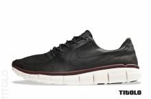 Nike Free 5.0 V4 Deconstruct 'Black/Black-Sail-Team Brown'