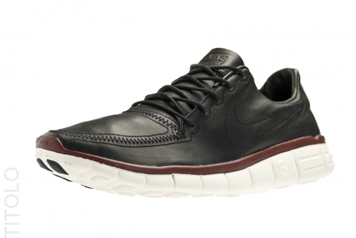 nike free 5.0 v4 Nike Free 5.0 V4 Deconstruct 'Black/Black-Sail-Team Brown ...