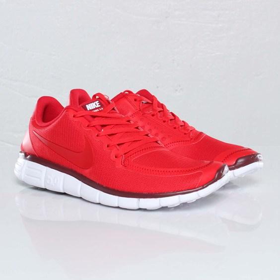 Nike Free 5.0 V4 Red White