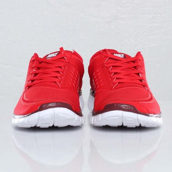 Nike Free 5.0 V4 'University Red/White'