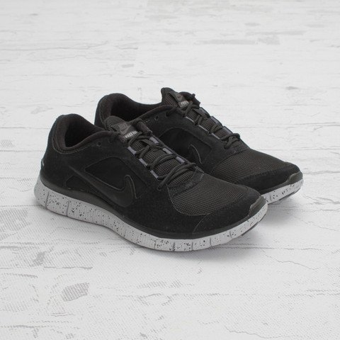 Nike Free Run+ 3 EXT 'Black'