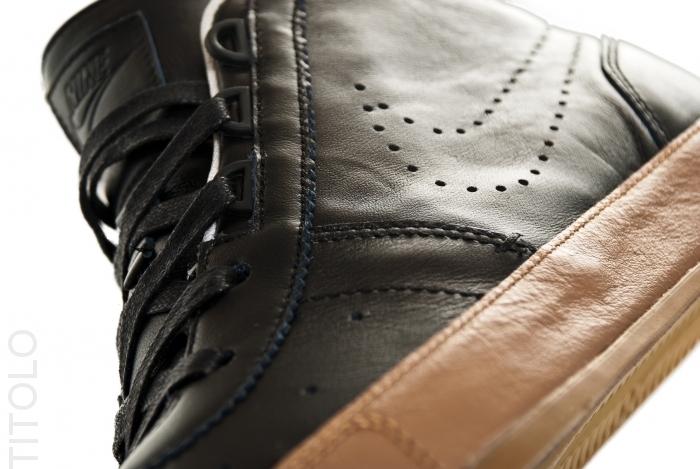 Nike Hachi Premium QS 'Black/Black-Shale-Sail'