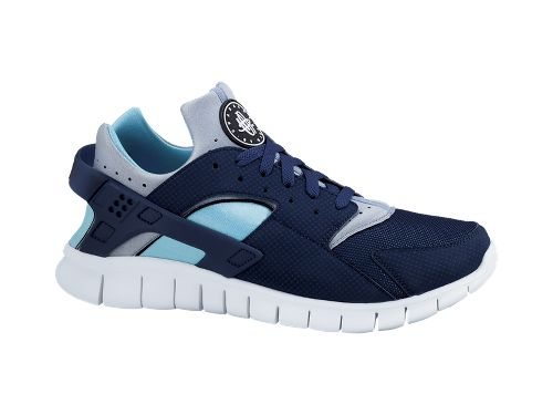 Nike Huarache Free 2012 Midnight Navy
