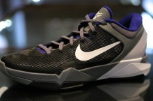 Nike Kobe 7 'Concord/White-Cool Grey-Del Sol' – New Images