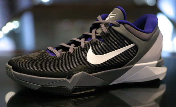 Nike Kobe 7 'Concord/White-Cool Grey-Del Sol' - New Images