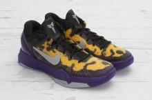 Nike Kobe 7 Poison Dart Frog 'Lakers' – One Last Look