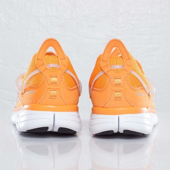 Nike Kukini Free 'Vivid Orange/Medium Grey-White'