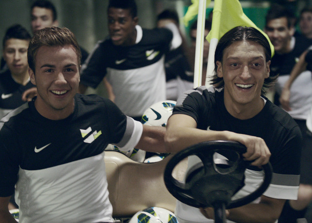 Nike Launches 'My Time Is Now' Campaign
