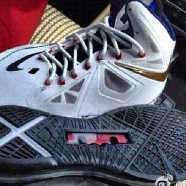 Nike LeBron 10  USA  Teaser  1832d2e65b