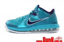 Nike LeBron 9 Low 'Summit Lake Hornets' – New Images