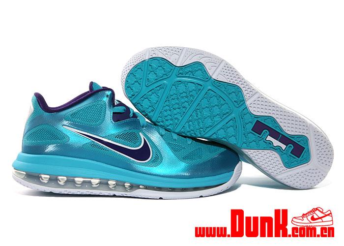 Nike LeBron 9 Low 'Summit Lake Hornets' - New Images