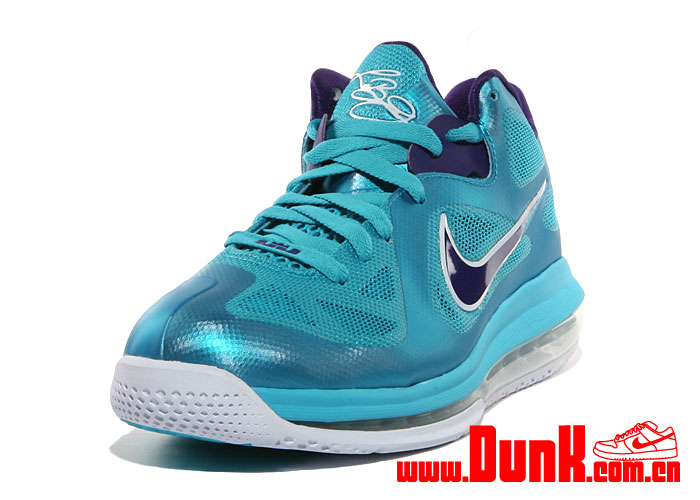 Nike LeBron 9 Low 'Summit Lake Hornets' - New Images