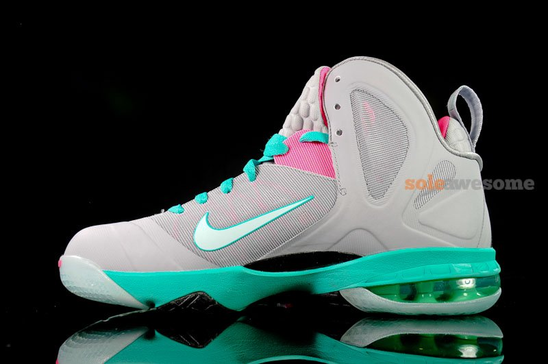 Nike LeBron 9 P.S. Elite 'South Beach' - Detailed Imagery