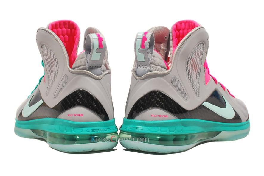 Nike LeBron 9 P.S. Elite 'South Beach' - More Images