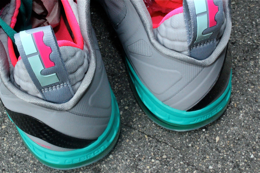 more photos b8e6f a2efa Nike LeBron 9 P.S. Elite  South Beach  at Mr. R Sports