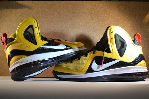 official photos 1b0fd cecee Nike LeBron 9 P.S. Elite Varsity Maize at Millennium Shoes