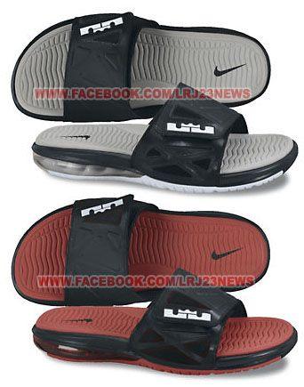 Nike LeBron X Slide