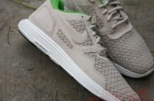 Nike Lunar Flow Woven QS 'Birch/Birch-Green Apple' – Another Look