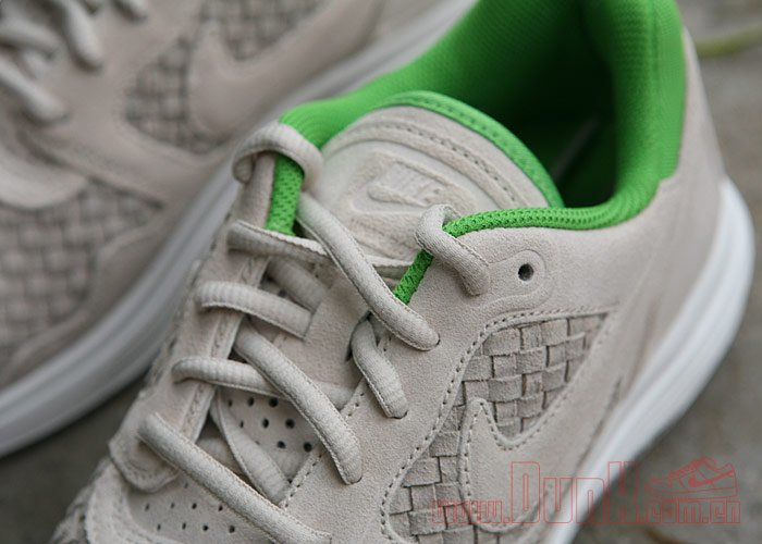 Nike Lunar Flow Woven QS 'Birch/Birch-Green Apple' - Another Look